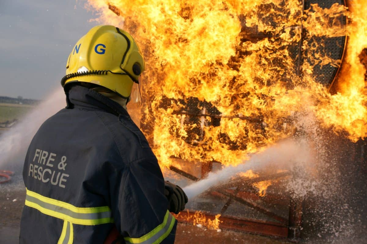 Career Change Jobs With No Experience Firefighter