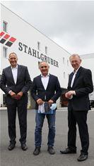 European Parliament Member Isamil Ertug visits LKQ Europe's Logistics Operations in Sulzbach-Rosenberg
