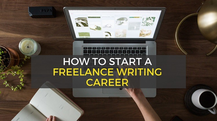 Freelance writer guide - how to start a successful freelance writing career