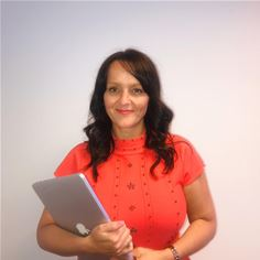 Photo shows Claire Holland Founder of Holland Family Law
