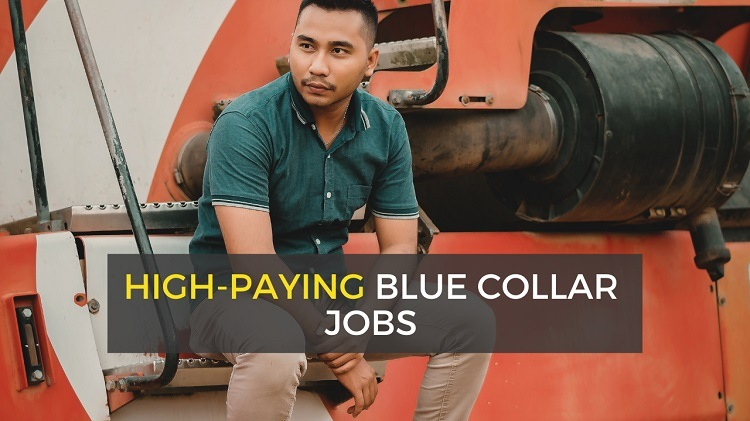 top 10 best blue-collar jobs for high demand and high pay