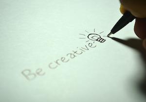 Writing Be Creative